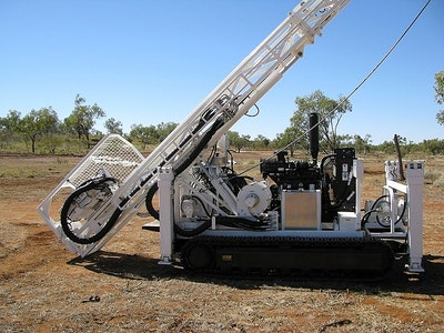 HD900 Track Mounted Drill Rig