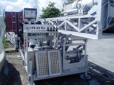HD900 Skid Mounted Drill Rig